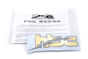 Hallman Pro Boost Controller Red ( Part Number:HAL HBC-PRO-02)