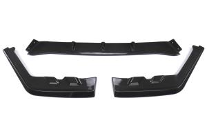 OLM 3 Piece Carbon Fiber Low Pro Lip - Subaru WRX / STI 2015 - 2017