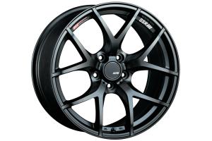 SSR GTV03 5x100 Flat Black - Universal