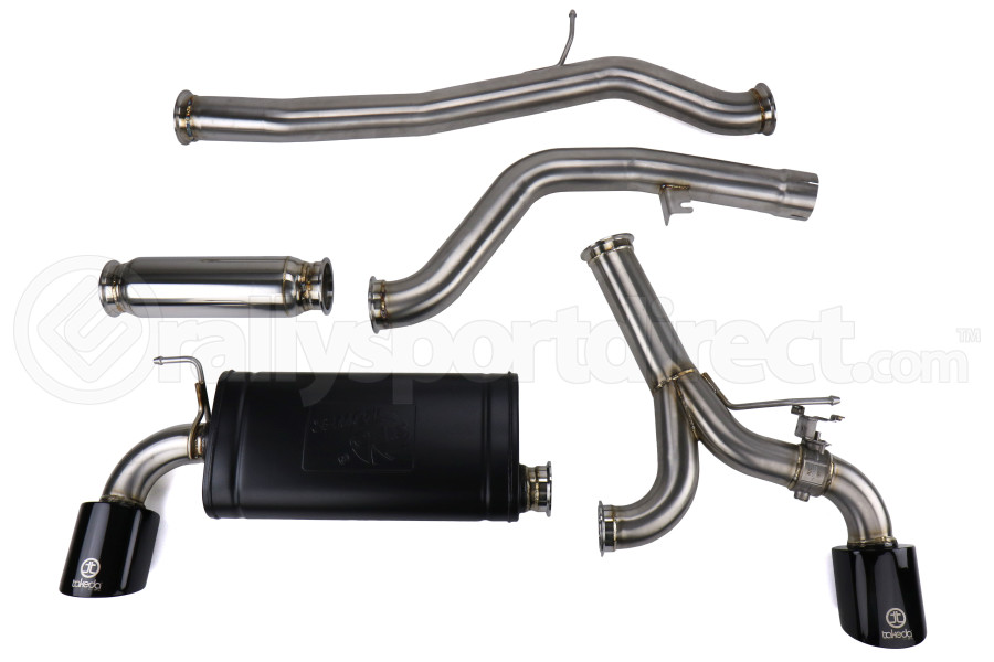 aFe Takeda Stainless Steel Cat-Back Exhaust System - Toyota Supra 2020+