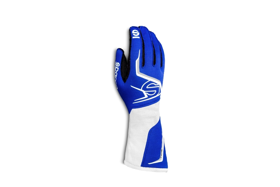 Sparco Tide Racing Gloves Blue / White - Universal
