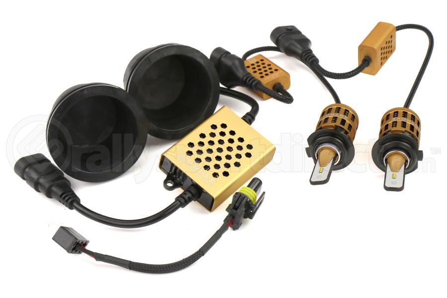 Morimoto H7 2-Stroke LED Light Kit - Universal