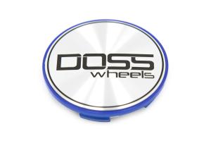 Ambit Roto-Forged FF2 18x9.5 +38 5x114.3 Plasma Blue Wheel - Universal