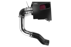Mishimoto Cold Air Intake Polished w/ Air Box ( Part Number:MIS MMAI-WRX-15BP)