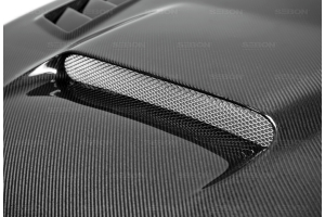 Seibon Carbon Fiber CW Style Hood ( Part Number:SEI HD0809SBIMP-CW)