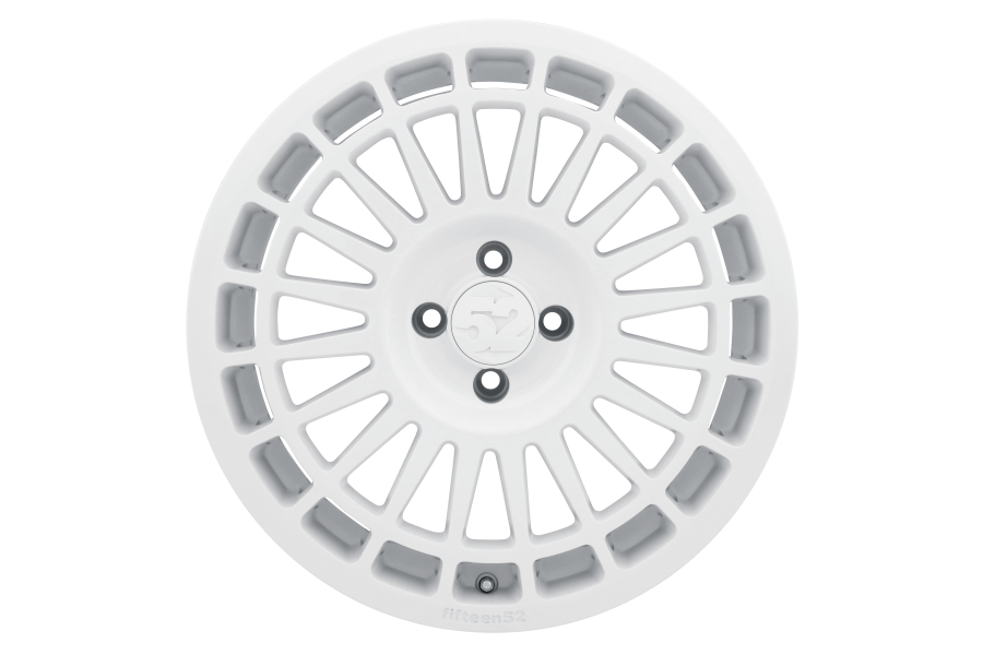 fifteen52 Integrale 17x7.5 +30 4x100 Rally White - Universal