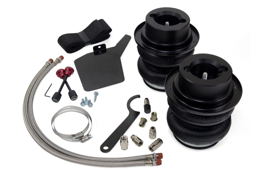 Air Lift Performance Rear Air Suspension Kit w/o Shocks - Honda Civic 2006-2011
