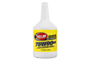 Red Line 75W90NS Gear Oil 1QT - Universal
