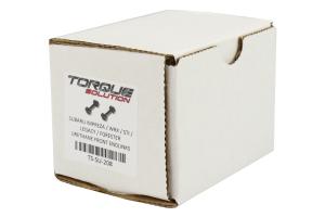 Torque Solution Front Endlinks - Subaru Models (inc. 2002-2007 WRX / 2004-2014 STI / 2008-2014 WRX)