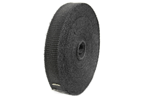 Thermo Tec Exhaust / Header Wrap Graphite Black 1in x 50ft (Part Number: )