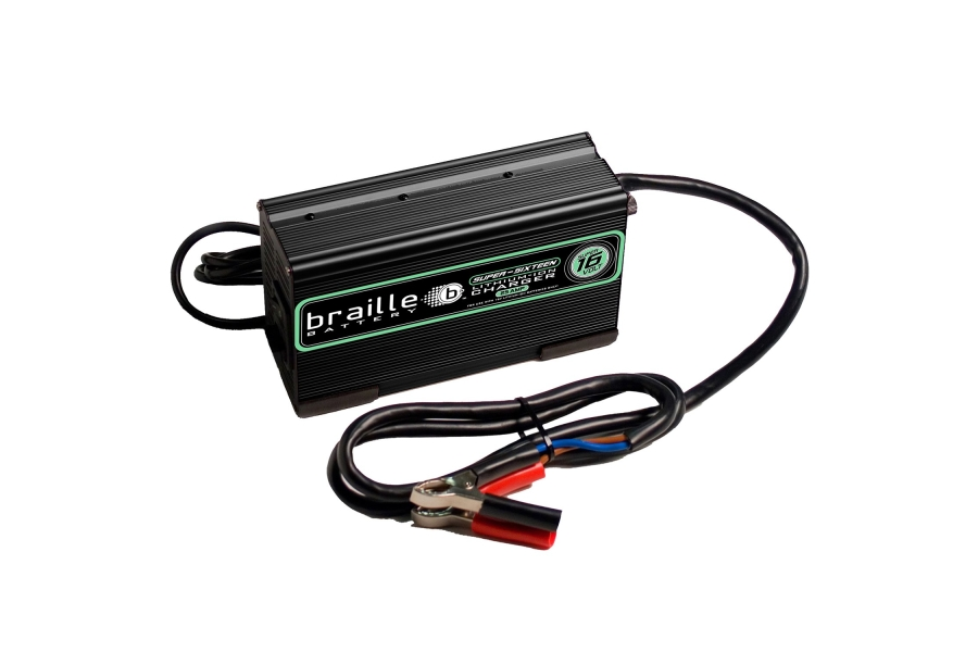 Braille 16v Lithium Battery Charger - Universal