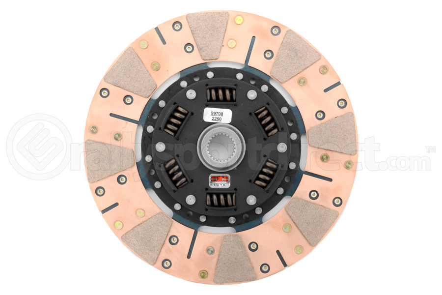 Competition Clutch Replacement Full Face Dual Friction Clutch Disc (Part Number:99708-2250)