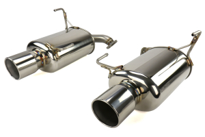 Fujitsubo Authorize S Axle Back Exhaust - Subaru Forester XT 2014-2018