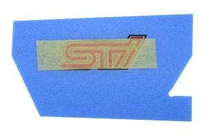 STI Rear Trunk Emblem - Subaru BRZ 2013 - 2020