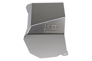Grimmspeed Turbo Heat Shield V2 Silver - Subaru Turbo Models