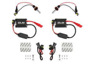 OLM 35w HID Kit H11 6000K (Part Number: )
