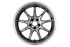 Work Wheels Emotion D9R 18x9.5 +38 5x114.3 GT Silver - Universal