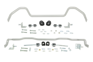 Whiteline Front and Rear Sway Bar Kit w/ End Links - BMW 3 Series Models 1993-1999