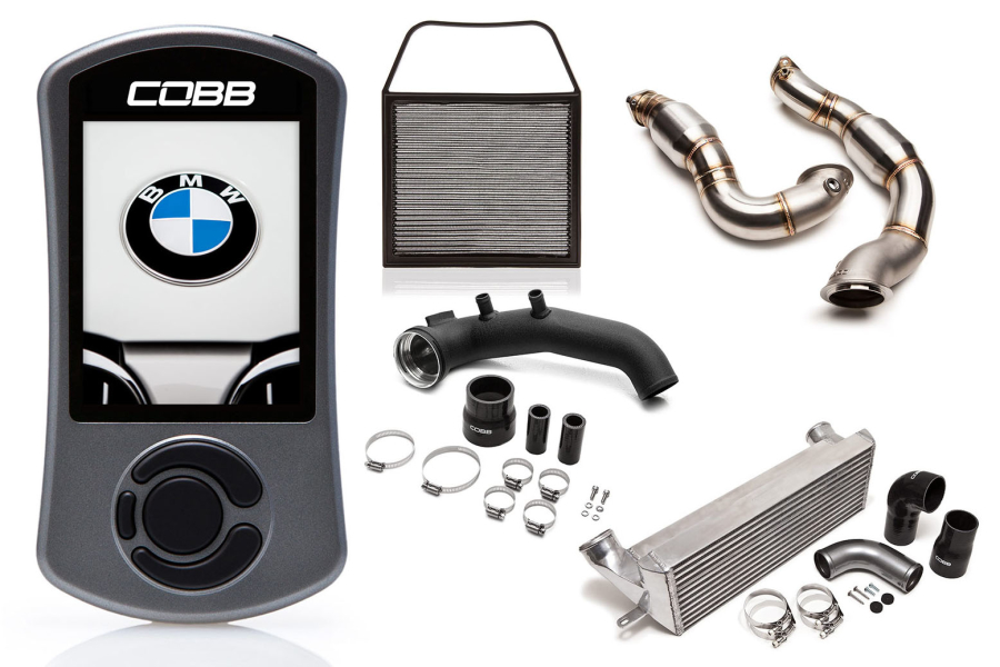 COBB Tuning Stage 2+ Power Package - BMW N54 335i 2007-2013 / 135i 2008-2010 / 1M 2011