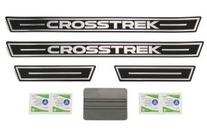 Subaru Crosstrek Door Sills - Subaru Crosstrek 2018+