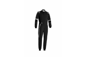 Sparco X-Light Racing Suit Black / White - Universal