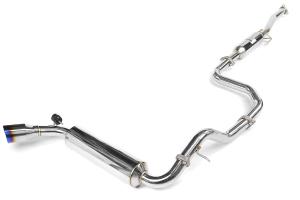 Invidia N1 Cat Back Exhaust Titanium Tip ( Part Number: HS88HC3GTT)
