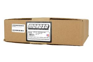 Moroso Air Oil Separator  ( Part Number:MOR 85489)