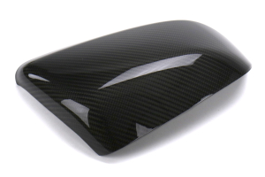 Toyota TRD Passenger Carbon Fiber Mirror Cover - Toyota Supra 2020+