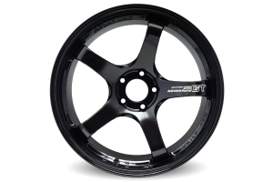 Advan GT Beyond 19x10.5 +15 5x114.3 Racing Titanium Black - Universal