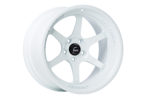 Cosmis Racing Wheels XT-006R 18x9.5 +10 5x114.3 White - Universal