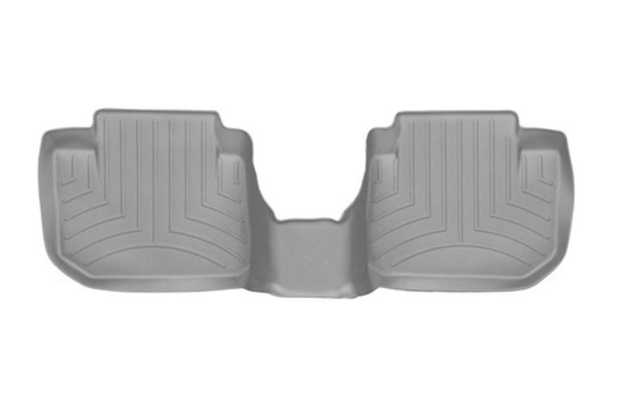 Weathertech Rear Floor Liners Grey - Subaru Impreza 2012 - 2016
