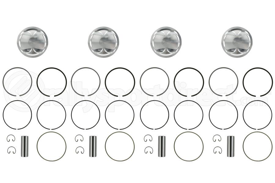 Manley Performance Platinum Series Piston Set 99.75mm 9.8:1 (Part Number:612102C-4)