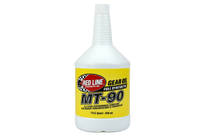 Red Line MT90 Manual Transmission Lubricant 1QT ( Part Number: 50304)