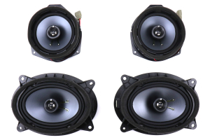 Subaru OEM Kicker Speaker Upgrade Kit - Subaru Forester 2014 - 2018