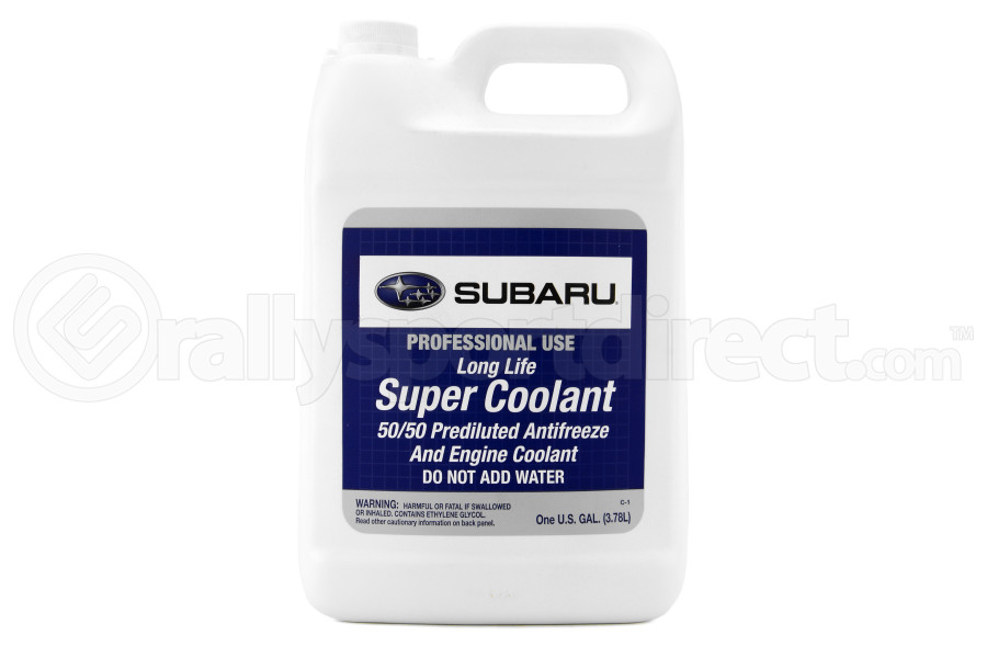 Subaru OEM Super Coolant 1 Gallon (Part Number:SOA868V9270)