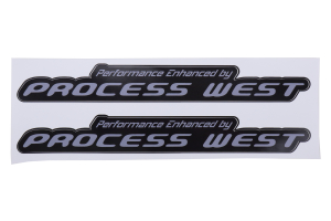 Process West Performance Enhanced By Decals - Universal