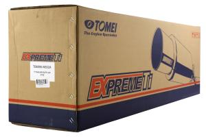 Tomei Expreme Ti Titanium Catback Exhaust - Nissan 370Z 2009+