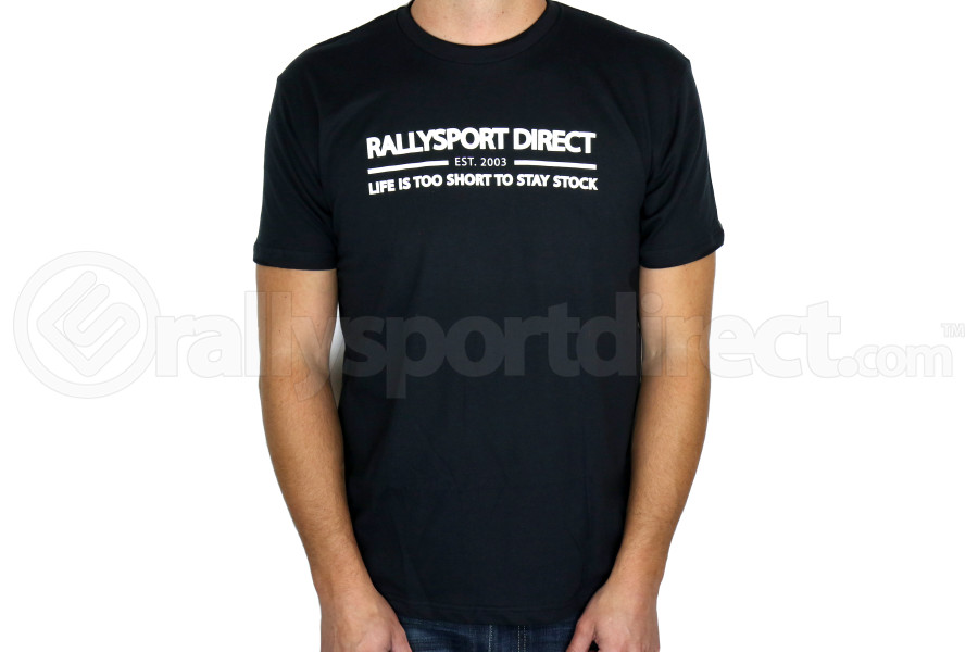 RallySport Direct Too Short to Stay Stock Vintage T-Shirt - Universal