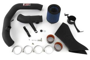 Injen Cold Air Intake Wrinkle Black - BMW 335i 2011 / 135i 2011