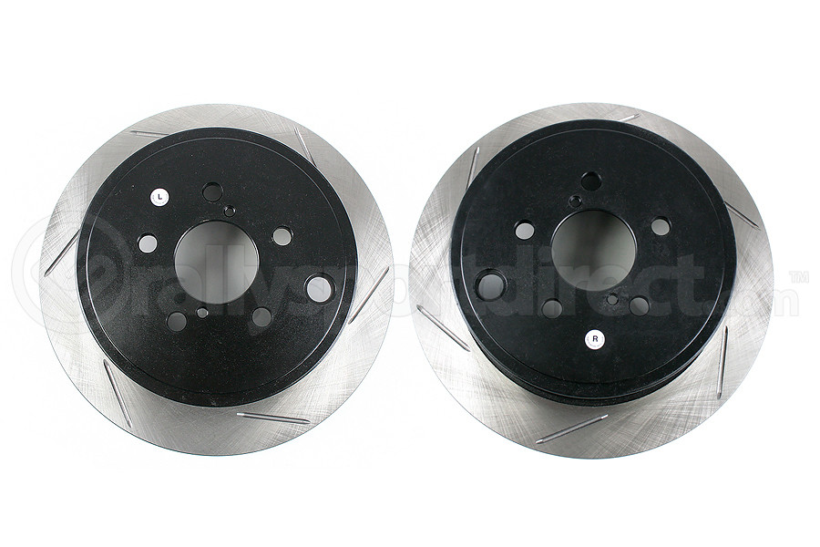 Stoptech Slotted Rotor Pair Rear (Part Number:126.47029S)