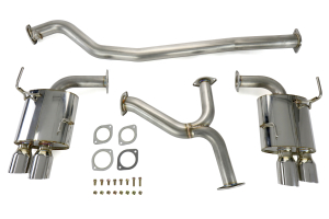 GReddy Supreme SP Cat-Back Exhaust System ( Part Number:GRE 10168202)