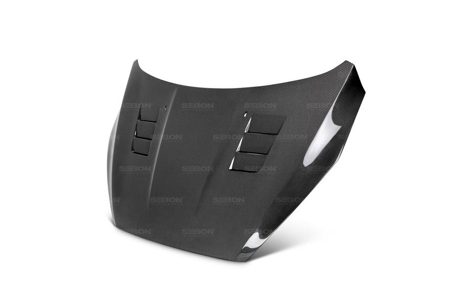 Seibon Ts Style Carbon Fiber Hood