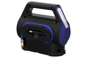 Goodyear 7 Minute Flat-to-Full Inflator Digital Gauge - Universal