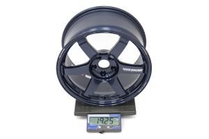 Volk TE37 SAGA 18x9.5 +38 5x114.3 Mag Blue - Universal