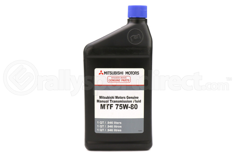 Mitsubishi DiaQueen 75W80 GL3 Manual Transmission Fluid - Universal