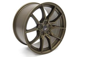Option Lab Wheels R716 18x9.5 +35 5x100 Formula Bronze - Universal