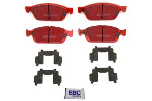 EBC Brakes Redstuff Ceramic Front Brake Pads - Ford Focus ST 2013+
