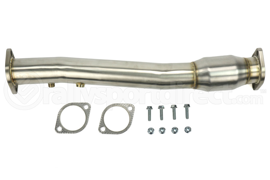 COBB Tuning Test Pipe Catted - Mitsubishi Evo X 2008-2015