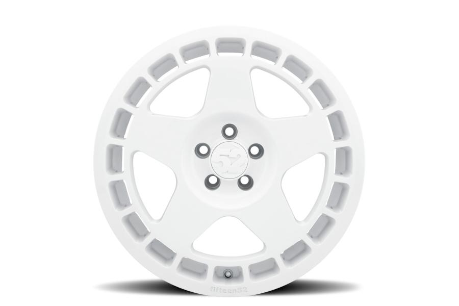 fifteen52 Turbomac 5x114.3 18x8.5 +30 Rally White - Universal
