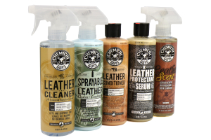 Chemical Guys Leather Lovers Kit - Universal